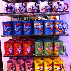 Photo taken at Disney Store by Emanuela S. on 2/8/2012