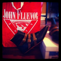 Photo taken at John Fluevog Shoes by Amy G. on 7/17/2012