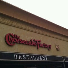Photo taken at The Cheesecake Factory by John B. on 3/20/2012