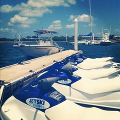 Photo taken at Cayman Islands Yacht Club by Wes A. on 4/26/2012