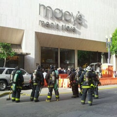 Photo taken at Macy's Mens Store by Lukasz M. on 3/19/2012