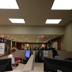 Photo taken at Herman B Wells Library by Nolan W. on 6/20/2012