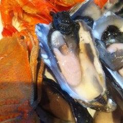 Photo taken at Melba Restaurant by Stephanie G. on 2/12/2012