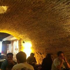 Photo taken at Alfileritos 24 by Rodrigo Q. on 7/5/2012
