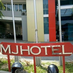 Photo taken at Hotel MJ by Fachrul F. on 9/3/2012