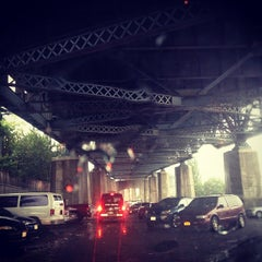 Photo taken at NYPD Queens Tow Operations by Ryan M. on 7/18/2012