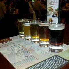 Photo taken at Gordon Biersch Brewery Restaurant by Mike P. on 3/21/2012