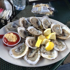 Photo taken at J's Oyster Bar by Amanda L. on 8/13/2012