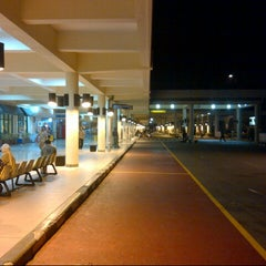 Photo taken at Minangkabau International Airport (PDG) by tridarsa r. on 9/6/2012