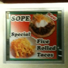 Photo taken at Beto's Mexican Food by James P. on 2/2/2012