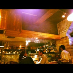 Photo taken at 中目黒 ビヰルキッチン by Tsubasa Y. on 6/1/2012