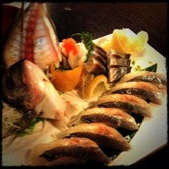 Photo taken at Sushi Raw by C C. on 6/6/2012