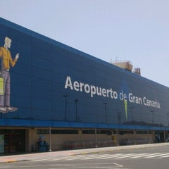 Photo taken at Aeropuerto de Gran Canaria (LPA) by Javi S. on 6/30/2012