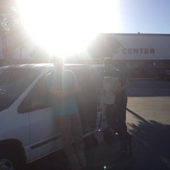 Photo taken at Pep Boys Auto Parts & Service by yoohoothief on 9/2/2012