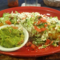 Photo taken at Casa Blanca Mexican Restaurant & Cantina by TKo on 7/10/2012