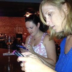 Photo taken at Cru Wine Bar by Elbell83 on 7/1/2012