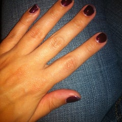 Photo taken at Lauren's Nails by YRA on 9/5/2012