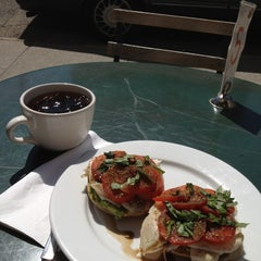Photo taken at Caffe Sapore by Jen T. on 7/28/2012