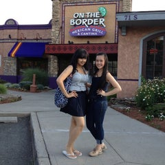 Photo taken at On The Border Mexican Grill & Cantina by Nancy on 7/8/2012