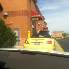 Photo taken at McDonald's by Laura P. on 4/7/2012