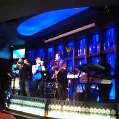 Photo taken at Blue Martini by Jose D. on 3/14/2012