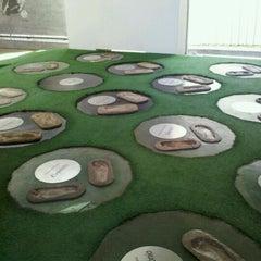 Photo taken at Museu do Futebol by Jose carlos D. on 6/4/2012