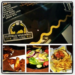 Photo taken at Buffalo Wild Wings by Kitel V. on 8/20/2012