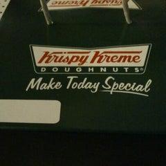 Photo taken at Krispy Kreme by Kemp C. on 5/4/2012