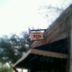 Photo taken at Cadillac Pizza Pub by Edward on 2/19/2012
