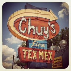 Photo taken at Chuy's by Ashley G. on 5/19/2012