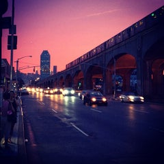 Photo taken at Queens Blvd by Kevin B. on 6/23/2012