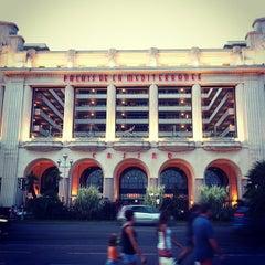 Photo taken at Hyatt Regency Nice Palais de la Mediterranee by Derrick F. on 8/20/2012