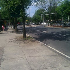 Photo taken at Broadway Shopping District by Bianca B. on 7/3/2012