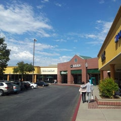 Photo taken at Gilroy Premium Outlets by Fernando M. on 8/4/2012