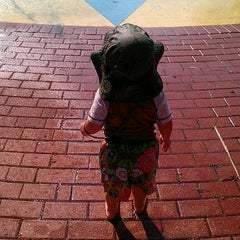 Photo taken at Summerdale Park and Splash Pad by Sharayah B. on 9/3/2012