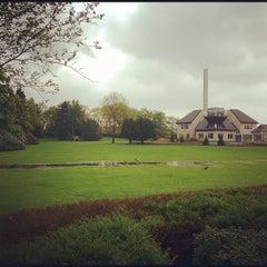 Photo taken at De tuin van VION by Roel C. on 5/3/2012