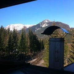 Photo taken at Chalet PINETA by Viktoriya F. on 3/22/2012