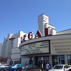 Photo taken at Regal Cinemas Transit Center 18 & IMAX by Jay D. on 5/6/2012