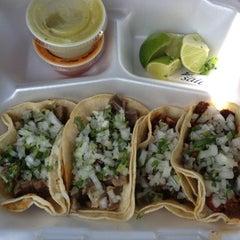 Photo taken at Taco Grande by Karen L. on 7/26/2012