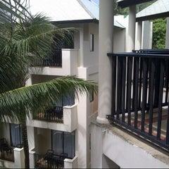 Photo taken at Horizon Beach Reaort Hotel, Karon Beach by Aleksey P. on 8/29/2012