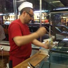 Photo taken at Bereket Turkish Kebab House by Derek D. on 8/11/2012