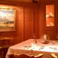 Photo taken at Alpenrose Restaurant & Cafe by Paul R. on 5/18/2012