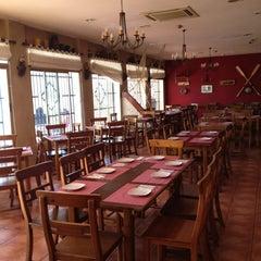 Photo taken at Taberna Marisma by Francisco on 5/11/2012