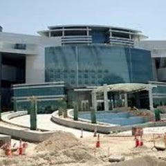 Photo taken at Dubai Police General H.Q. القيادة العامة لشرطة دبي by Abdulla A. on 6/25/2012