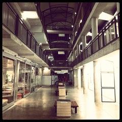 Photo taken at Hawken Engineering Building (50) by Alexander C. on 3/19/2012