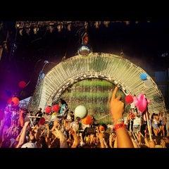 Photo taken at Hangout Music Fest 2012 by Glenn M. on 5/21/2012