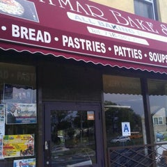 Photo taken at Patmar Bakery by Jayson H. on 5/8/2012
