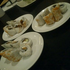 Photo taken at Poke Sushi by Kelvin P. on 4/12/2012