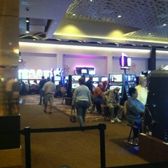 Photo taken at Scioto Downs Racino by Christal T. on 8/11/2012