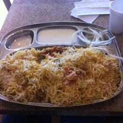 Photo taken at Ghareeb Nawaz by Lauren V. on 2/12/2012